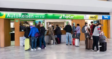 Agences de location de voitures à l'aéroport Cesar Manrique Airport (Arrecife) de Lanzarote, Canaries