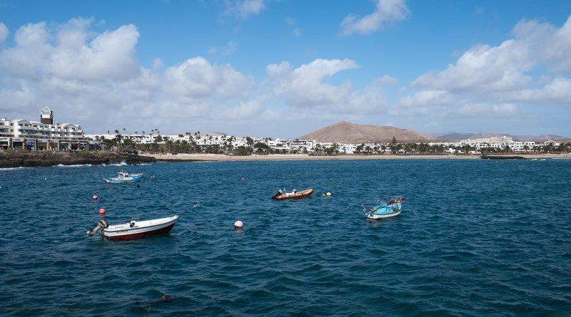 La Playa Las Cucharas à Costa Teguise