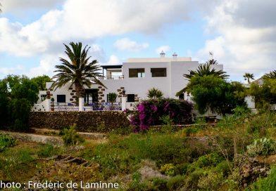 La Casa de Hilario est un petit hôtel de charme à Yaiza
