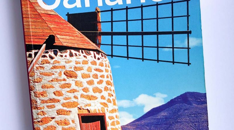 La couverture du guide Lonely Planet : Canaries