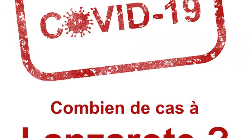 Combien de cas Covid à Lanzarote
