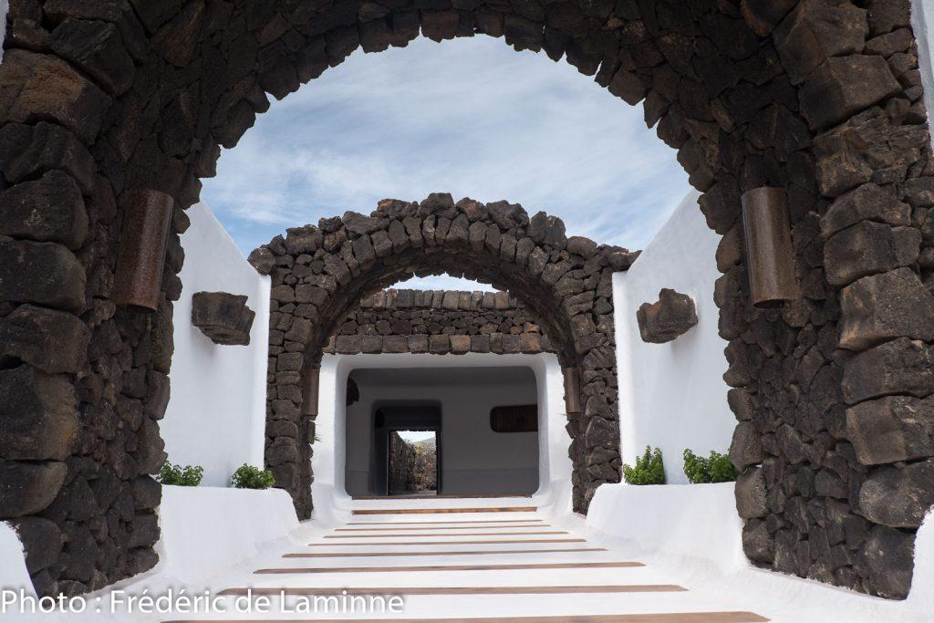 Insolita Experience aux Jameos del Agua permet d'accéder à des zones généralement fermées au public.
