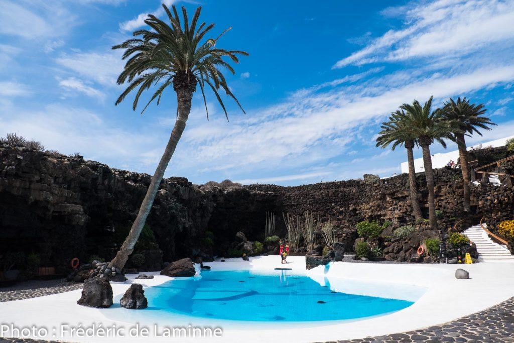 Insolita Experience aux Jameos del Agua (Haria) sur l'île de Lanzarote, Canaries.