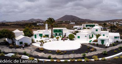 Le Monumento al Campesino créé par Manrique en l'honneur des agriculteurs de Lanzarote.